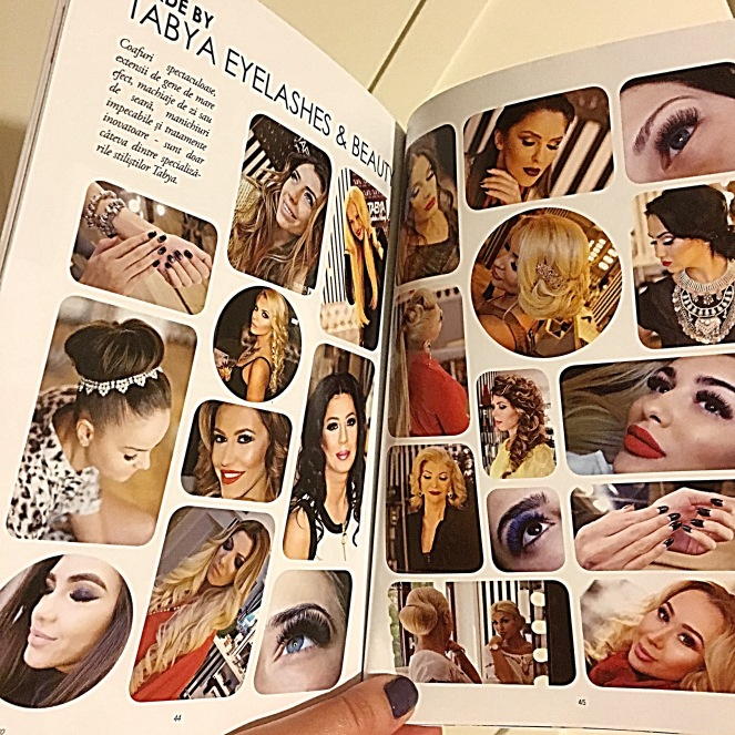 Tabya Beauty Magazine